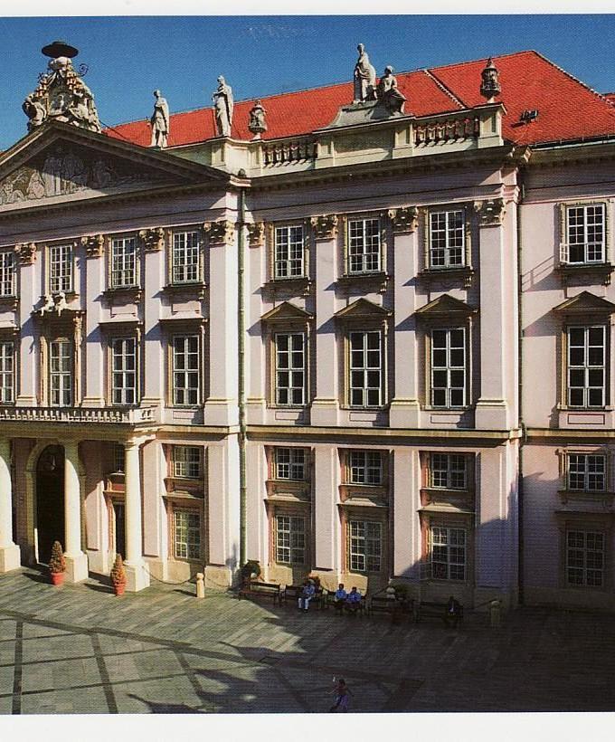Словакия . Братислава.