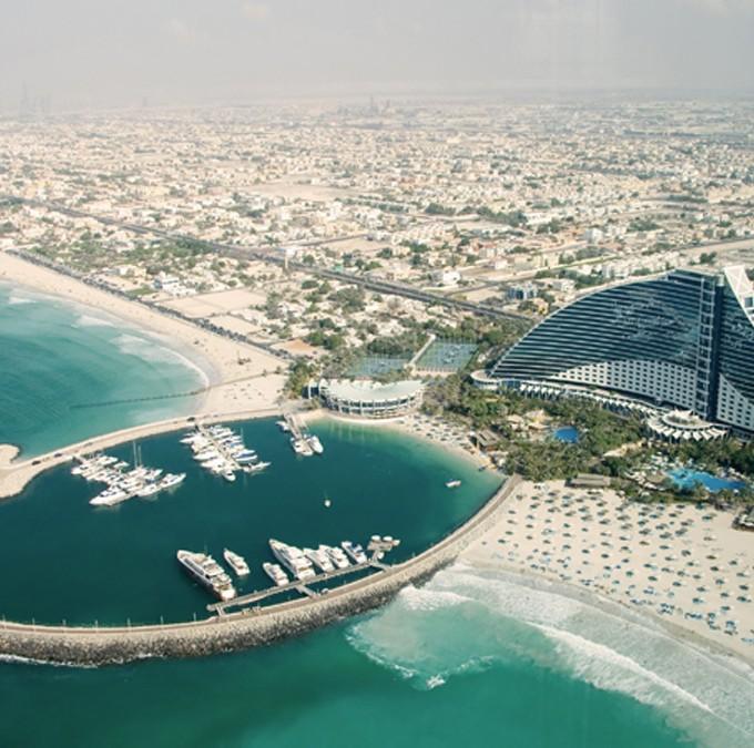 ОАЭ, Отель_Джумейра,_Дубай.