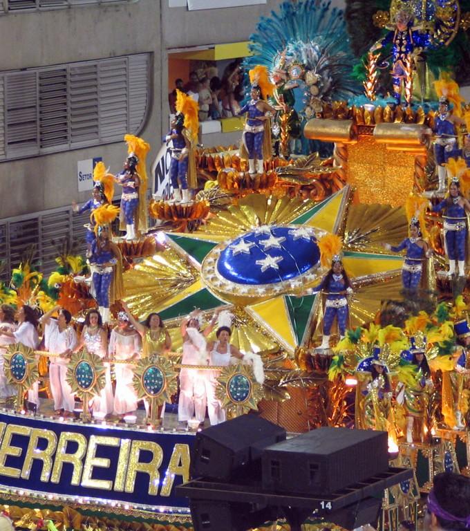 Бразилия, Карнавал