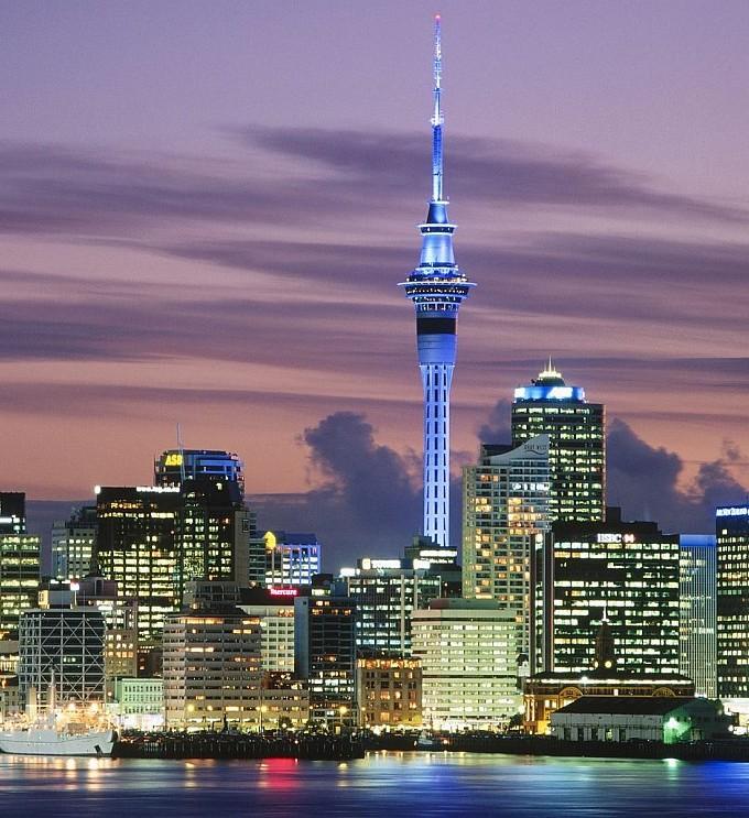 Новая Зеландия  oklend