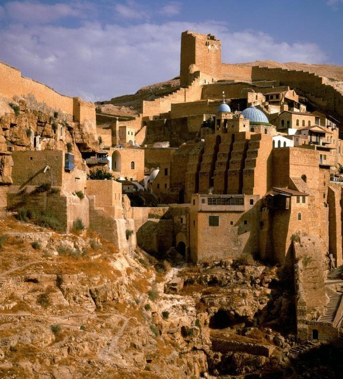 World_Israel_Mar_Saba_Monastery_007612