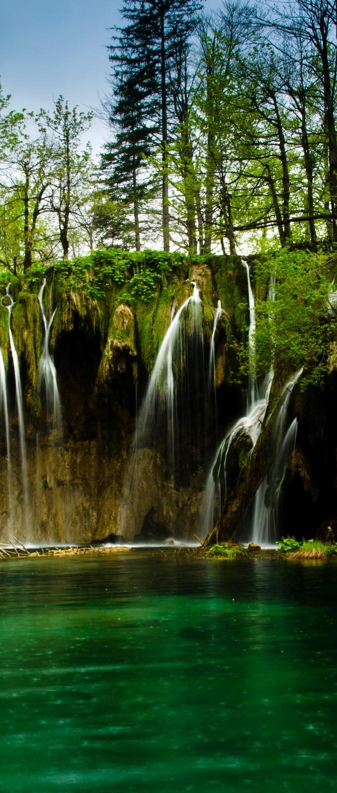 Хорватия-Плитвицкие-озера