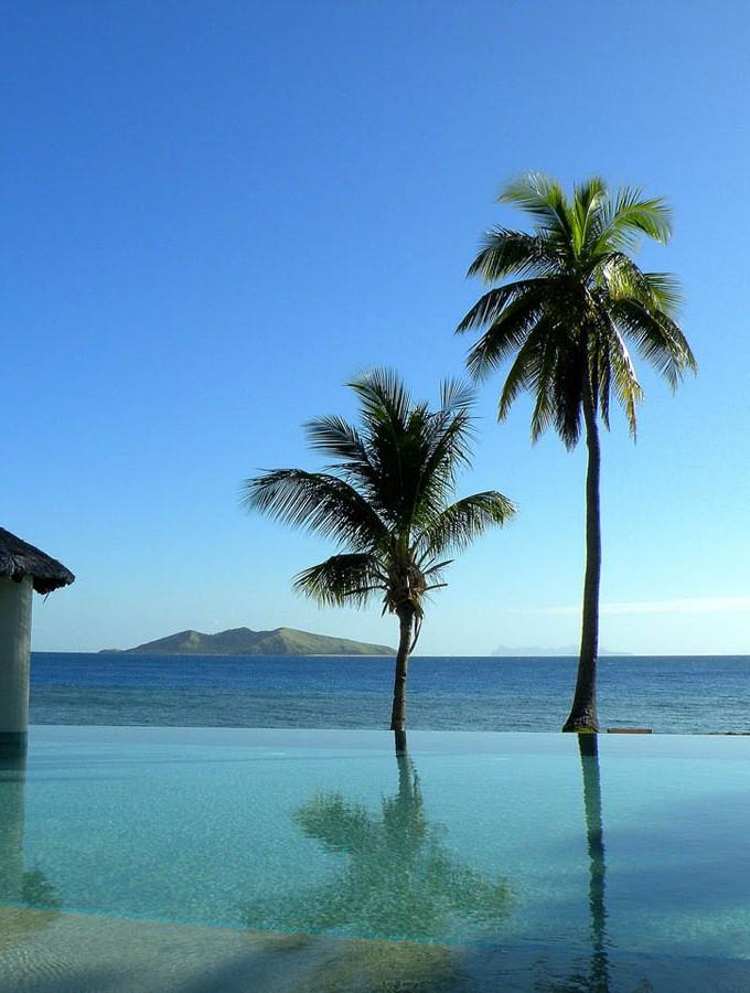 острова-Фиджи-Полинезия